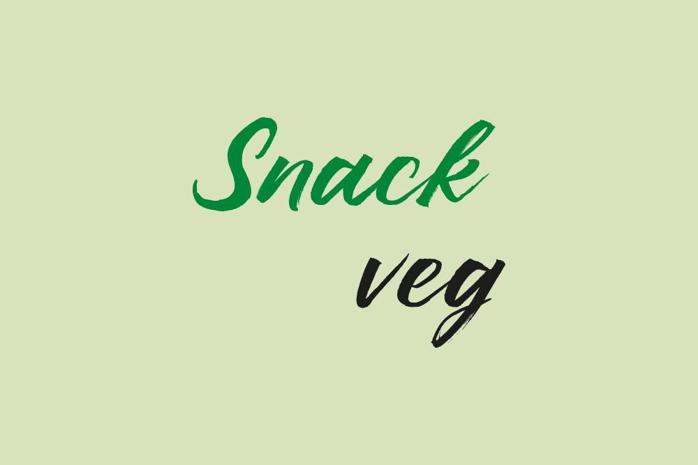 Lyofilizované ovoce nebo zelenina v balení jako rychlá zdravá svačina.