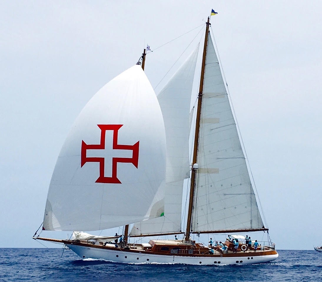 """SELJM Represented seller for this 34.14M / 112'00"""" sailing yacht by Sangermani"""