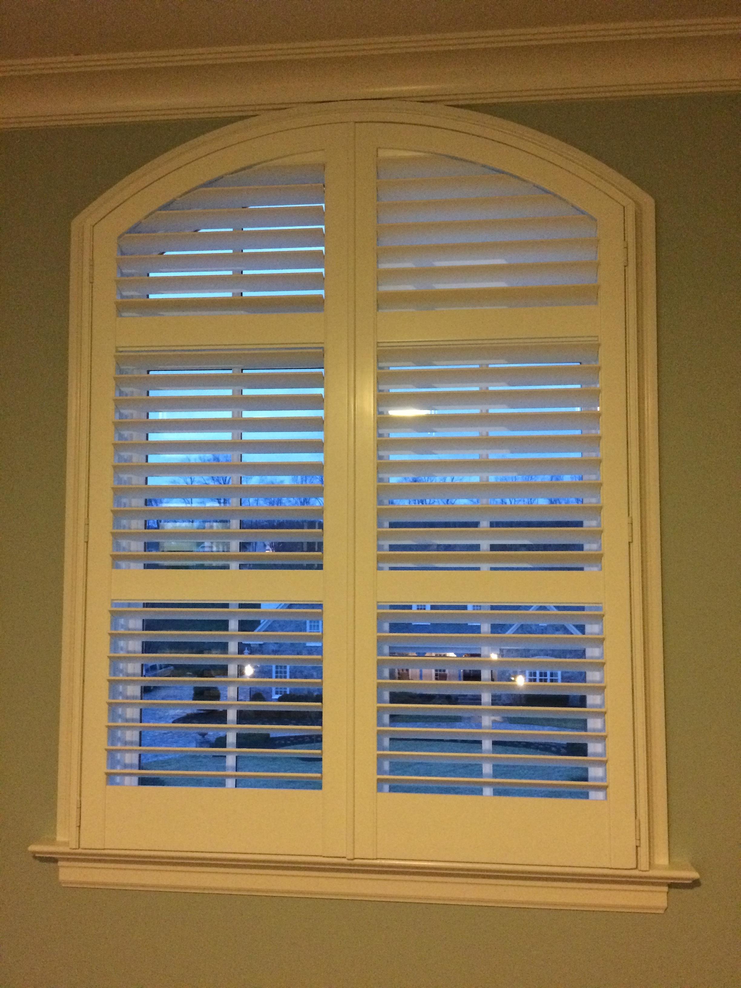 Arched shutter custom window treatments richmond virginia.JPG