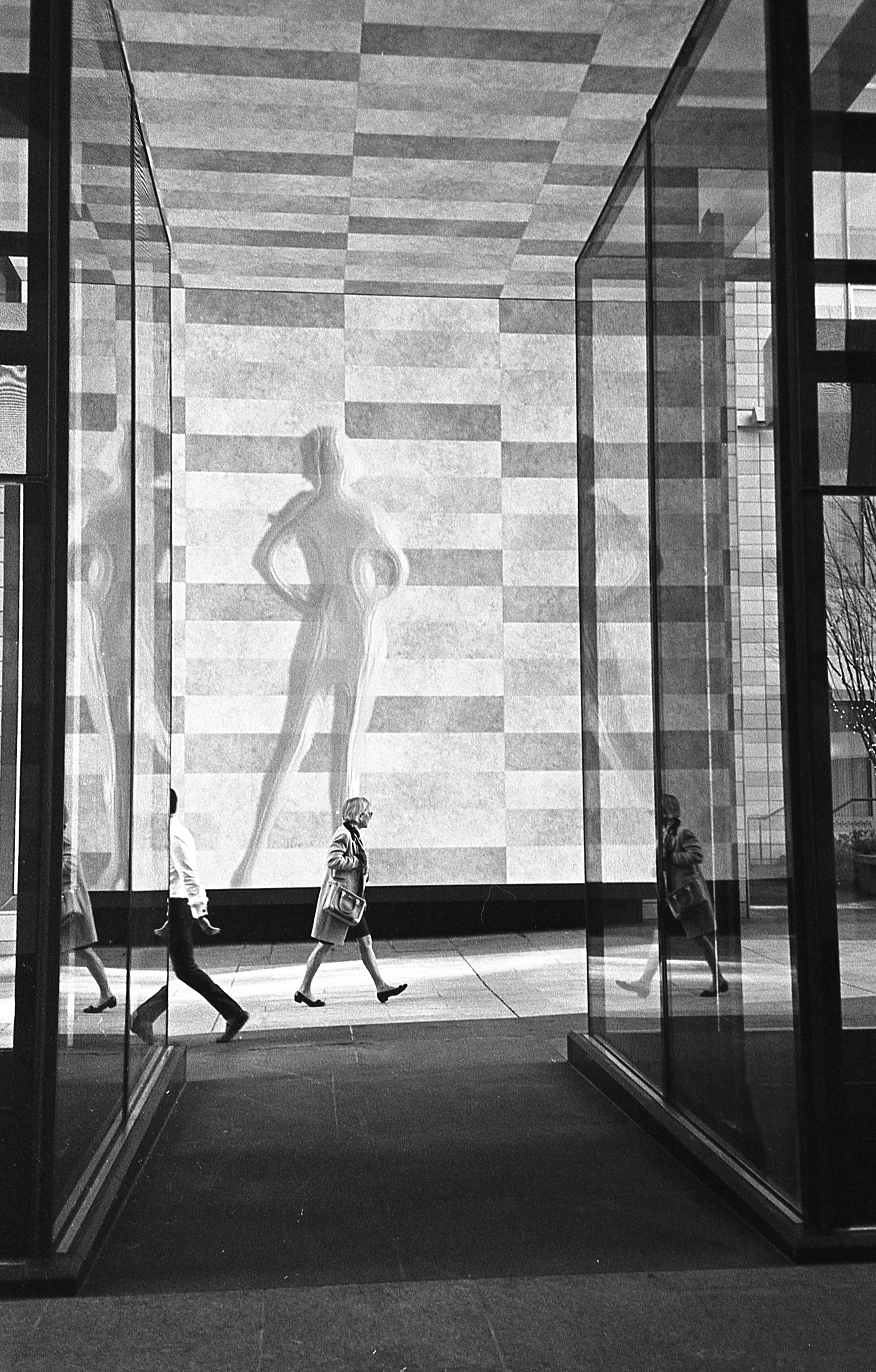 Mirrored, CityCenter DC