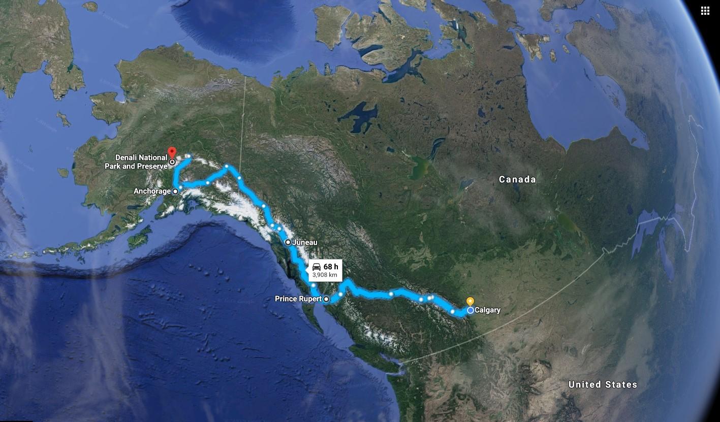 YYC To Denali Map.jpg