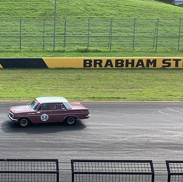 Putting the old Holden's through their paces on the track. #musclecars #cars #holden #aussiemuscle #coolcars #torana #ehholden #motorsport #historicracing #easterncreek