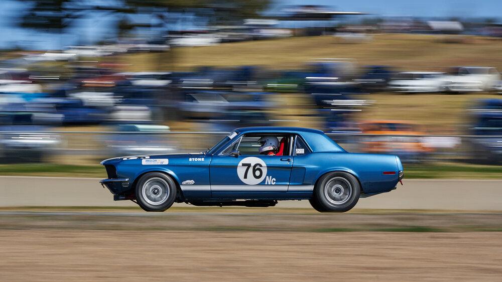David Stone, Ford Mustang