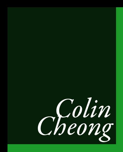 Colin Cheong