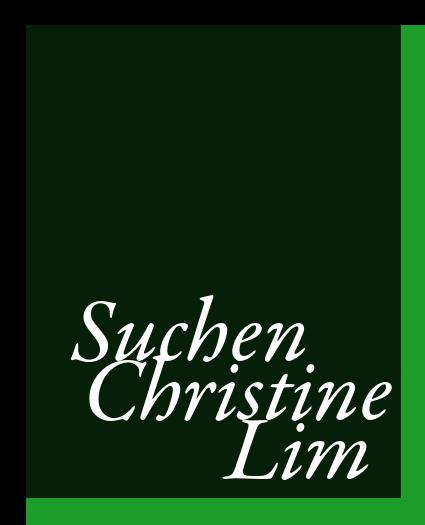 Suchen Christine Lim