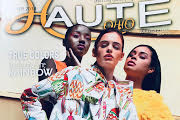Haute Ohio Magazine  Summer 2018 Issue  https://www.hauteohio.com/  Marchell Lavon Feature on the cover and several pages inside