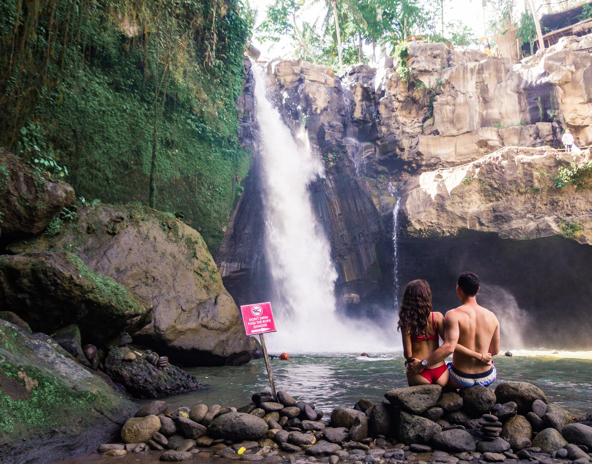 Tegenungan Waterfall, Bali — We Moved Abroad