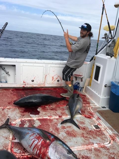 - 4-17-2019Epic fishing! Limits of 60-90 lb Bluefin Tuna!