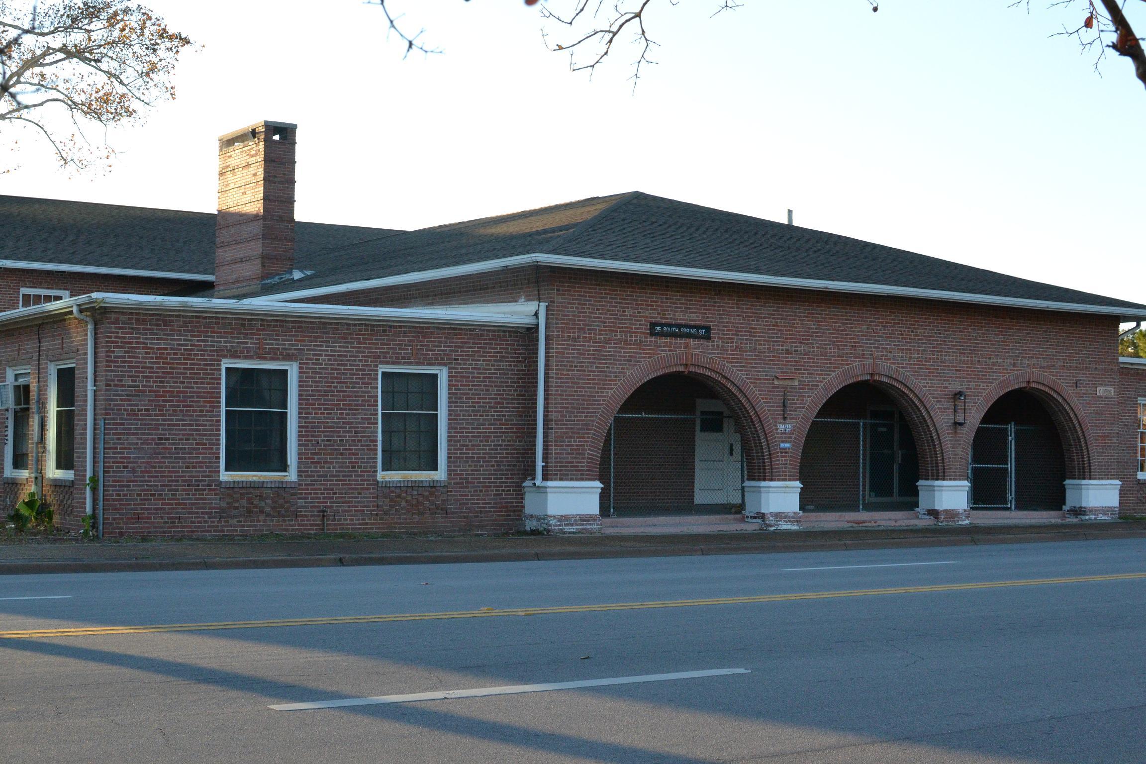 #1 - Pensacola USO Building25 South Spring StreetBuilt 1941
