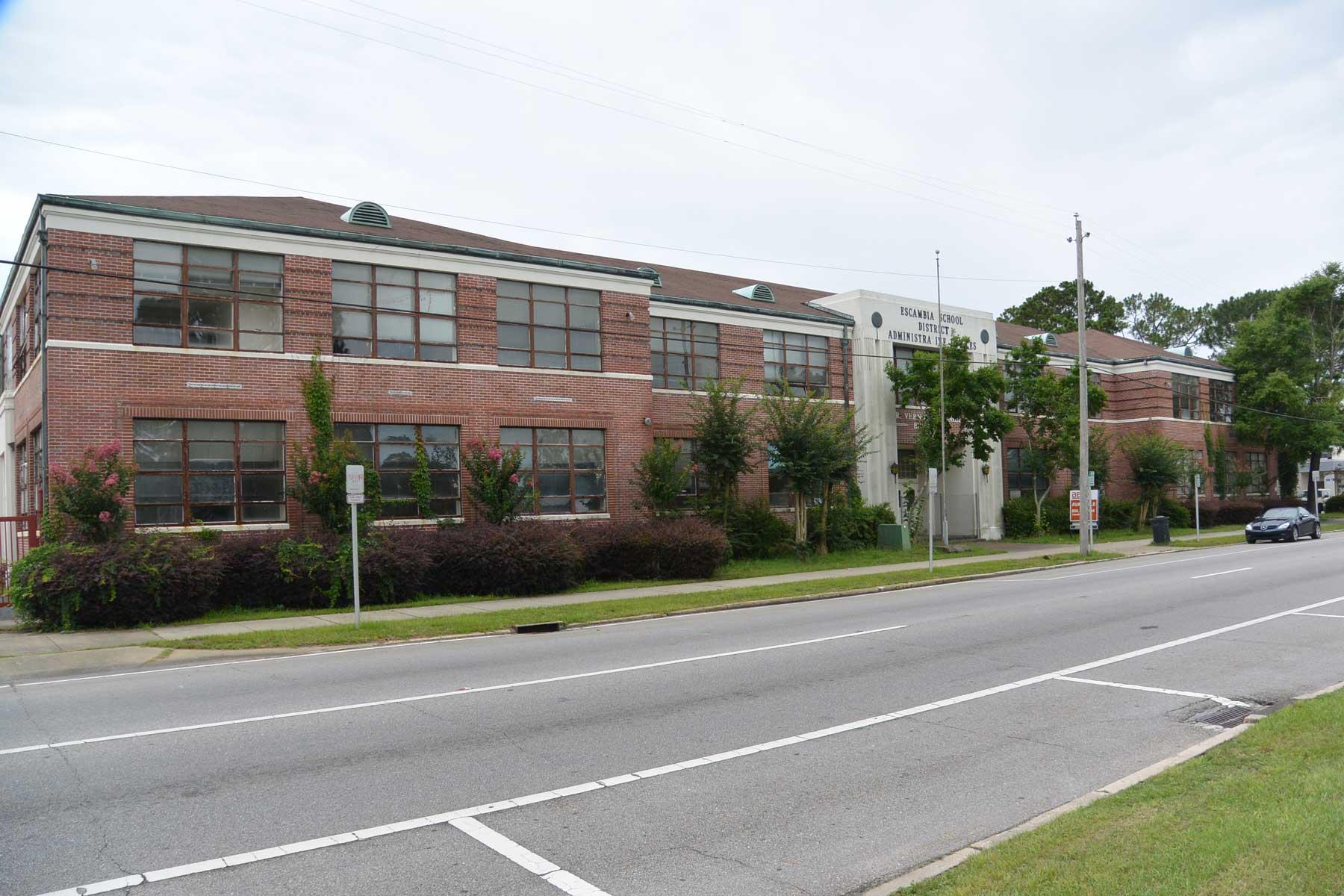 #2 - Pensacola Vocational School215 West Garden StreetBuilt 1941
