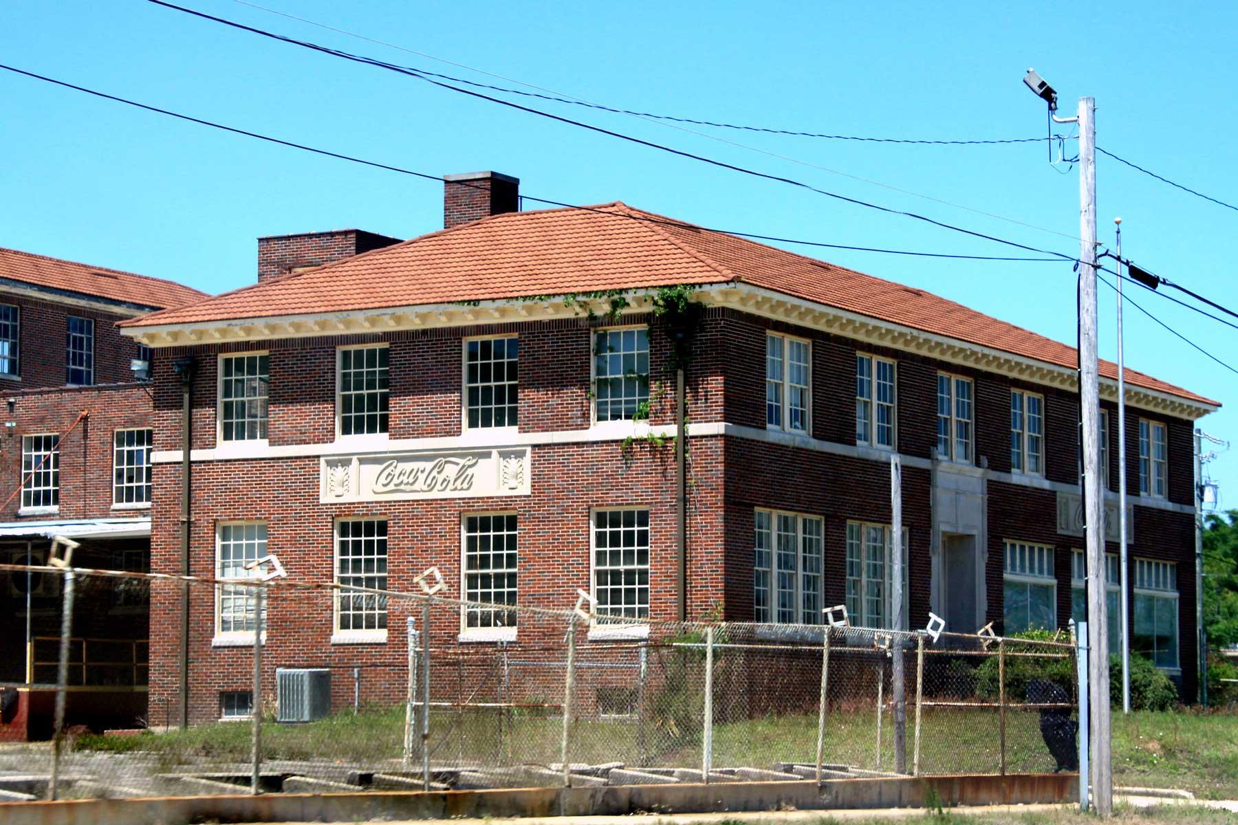#6 - Hygeia Bottling Works1625 North Palafox StreetBuilt 1936