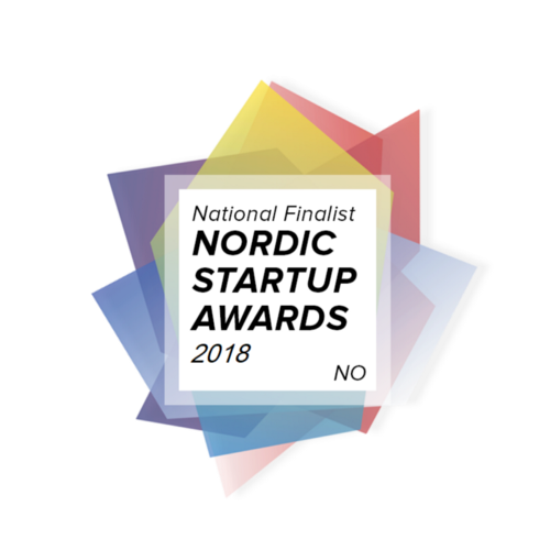 "Inzpire.me is shortlisted by  Nordic Startup Awards  2018 in two categories. "" Startup of the Year "" and "" Best Newcomer """