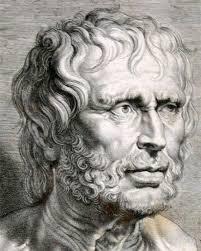 Ancient Greek philosopher Seneca