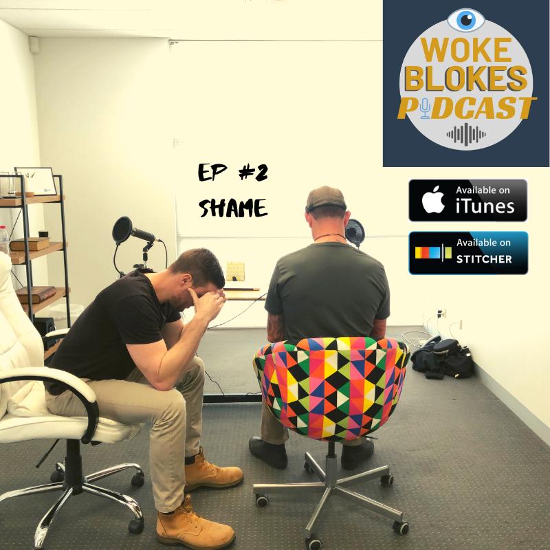 Woke Blokes Episode #2 - Shame