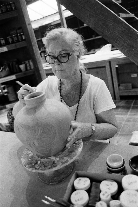 Boab pot, Gaya Ceramic Studio. Ubud..jpg