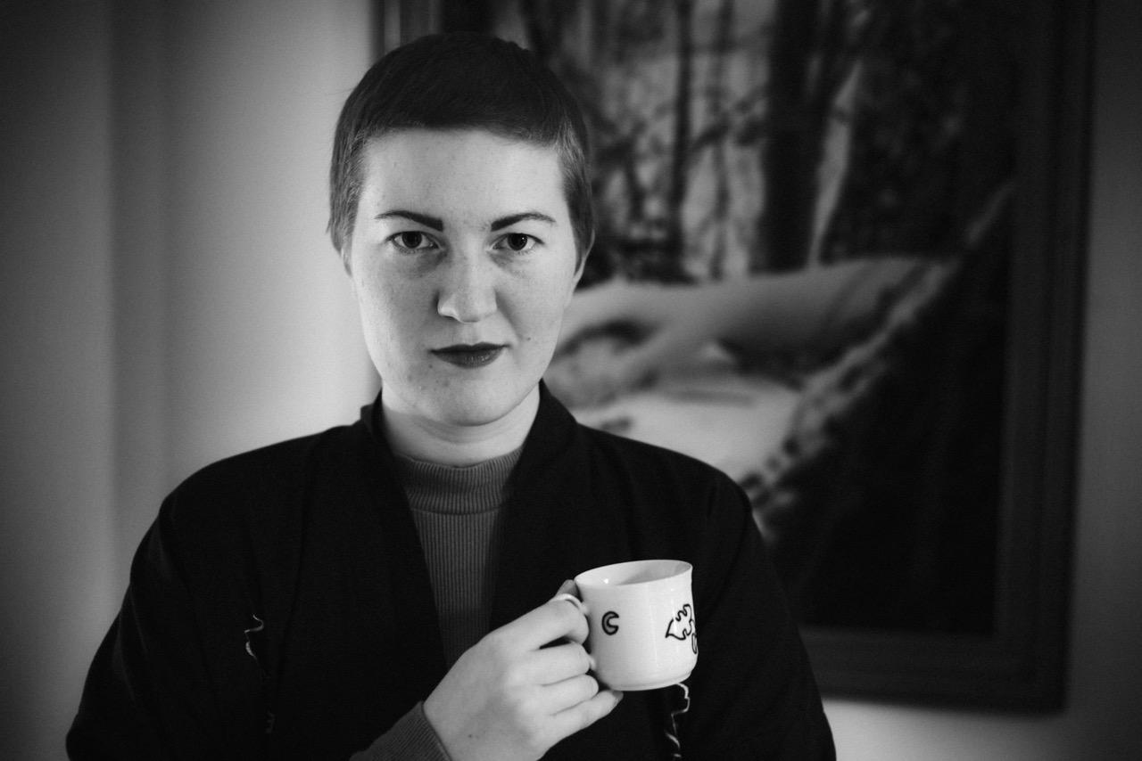Film maker Anna-Mari Nousiainen