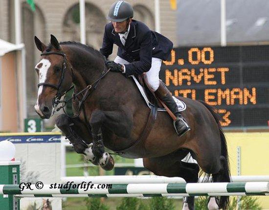 Gentleman Platiere et Eric Navet