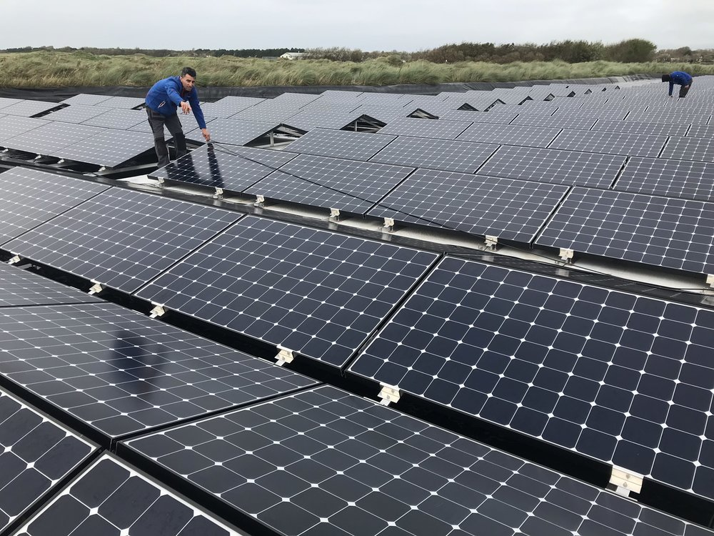 Image:  Solar Float