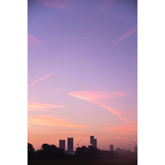 Sunrise - Hackney, London