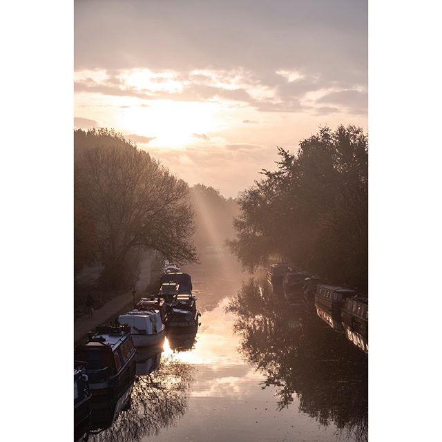 River Lea, Hackney -London