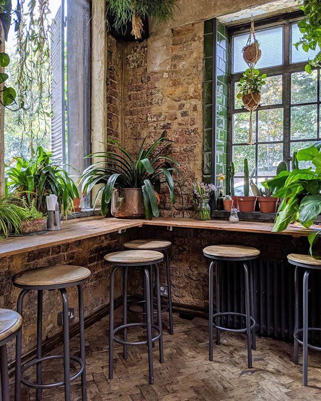 The Tram Store, Hackney, London • • • • #london # hackney#coffee #clapton #morning  #coffeeshop #breakfast #somewheremagazine #minimalzine #ifyouleave #phroom #myfeatureshoot #cereal #kinfolk