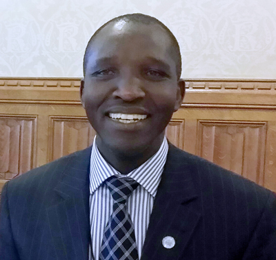 Duncan Onduru, Executive Director of CATA