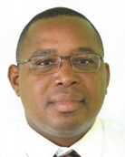 Saint Kitts - Representative: Mr Edward Gift, Comptroller of Inland Revenue, Basseterre