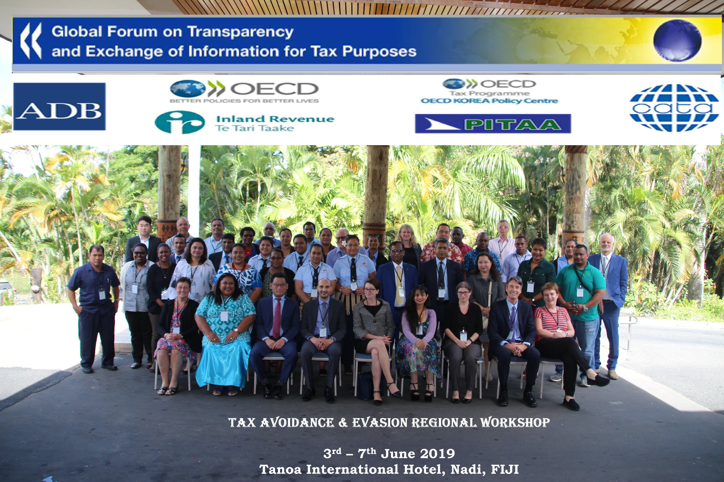 Tax workshop for the Pacific Region held in Fiji — Commonwealth