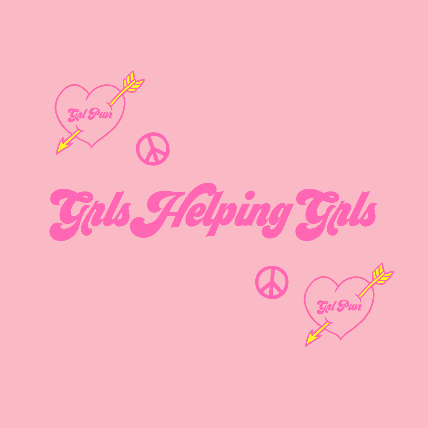 GRLS HELPING GRLS - a community of grls that come together for media networking, creative support, team projects and sharing ideas