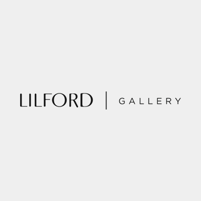 - Lilford exhibits work by established artists as well as finding new and exciting talent.