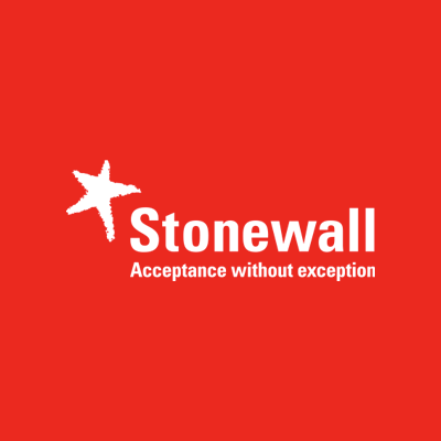 Stonewall - We empower LGBT people to be their authentic selves, enabling them to realise and achieve their full potential.
