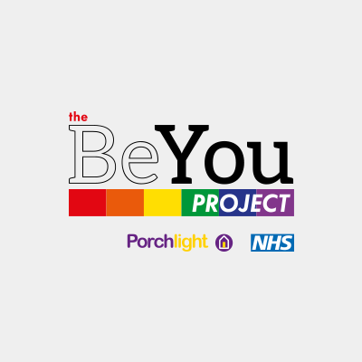 The BeYou Project - Part of Porchlight – provides support, safe spaces and advice to young LGBT+ people across Kent.