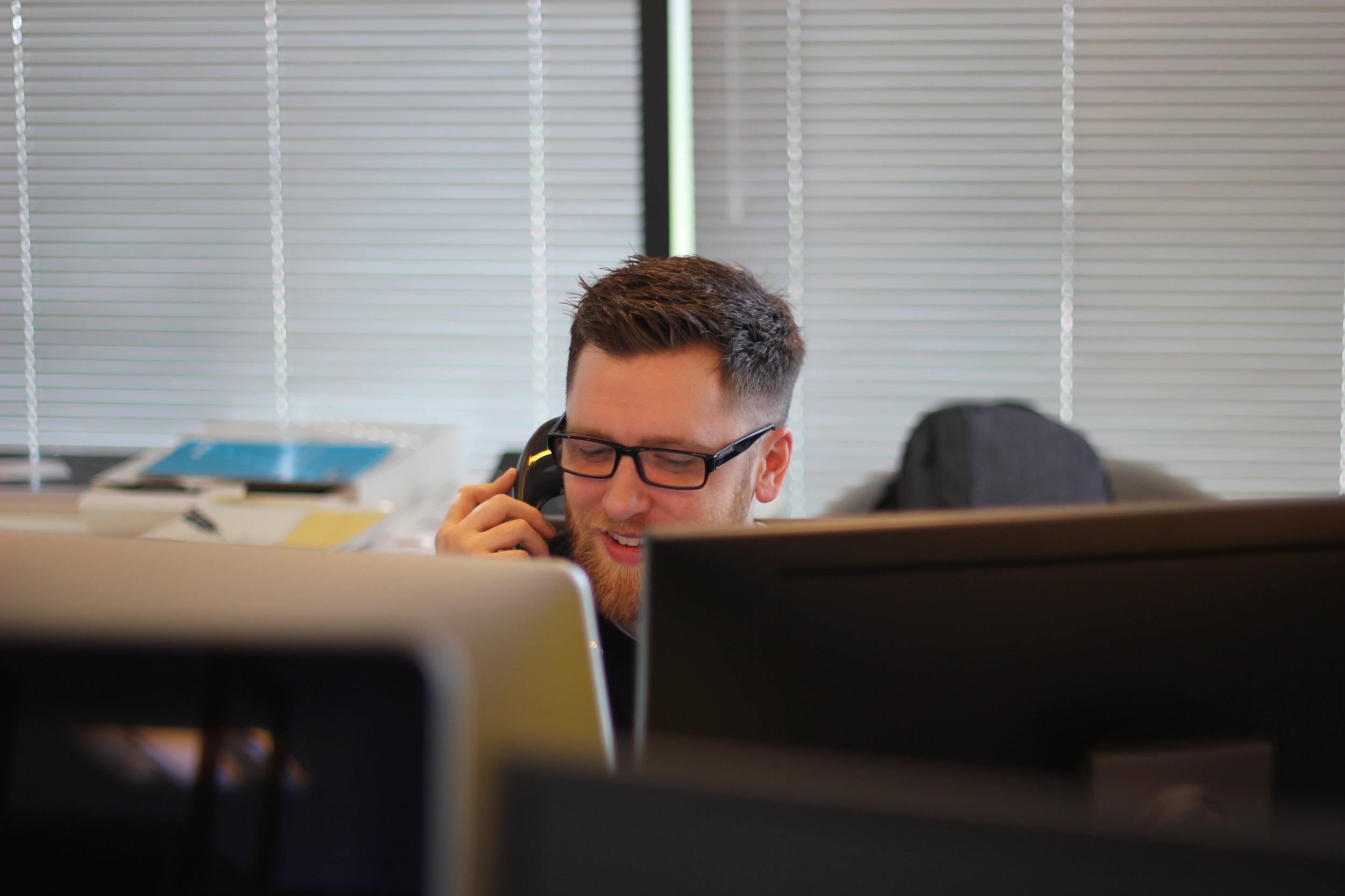 Finnøy Service - Profesjonell support