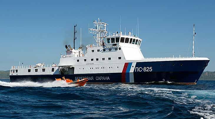 MPS Customs vessel