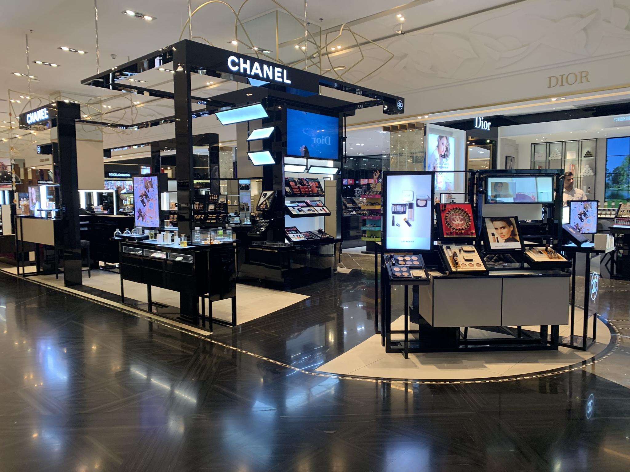 CHANEL Galerie Lafayette Dubai Mall