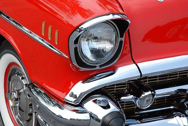 The Otis Wilson Car Show is less than a week away! We cannot wait to see all of the beautiful vehicles on campus Saturday at 9am.