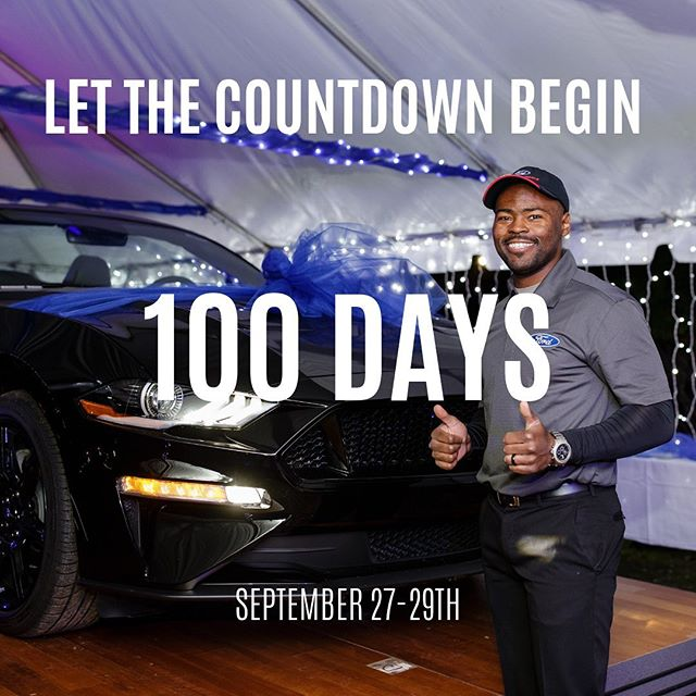 💯 DAYS AWAY!  Students- What team will you be representing?