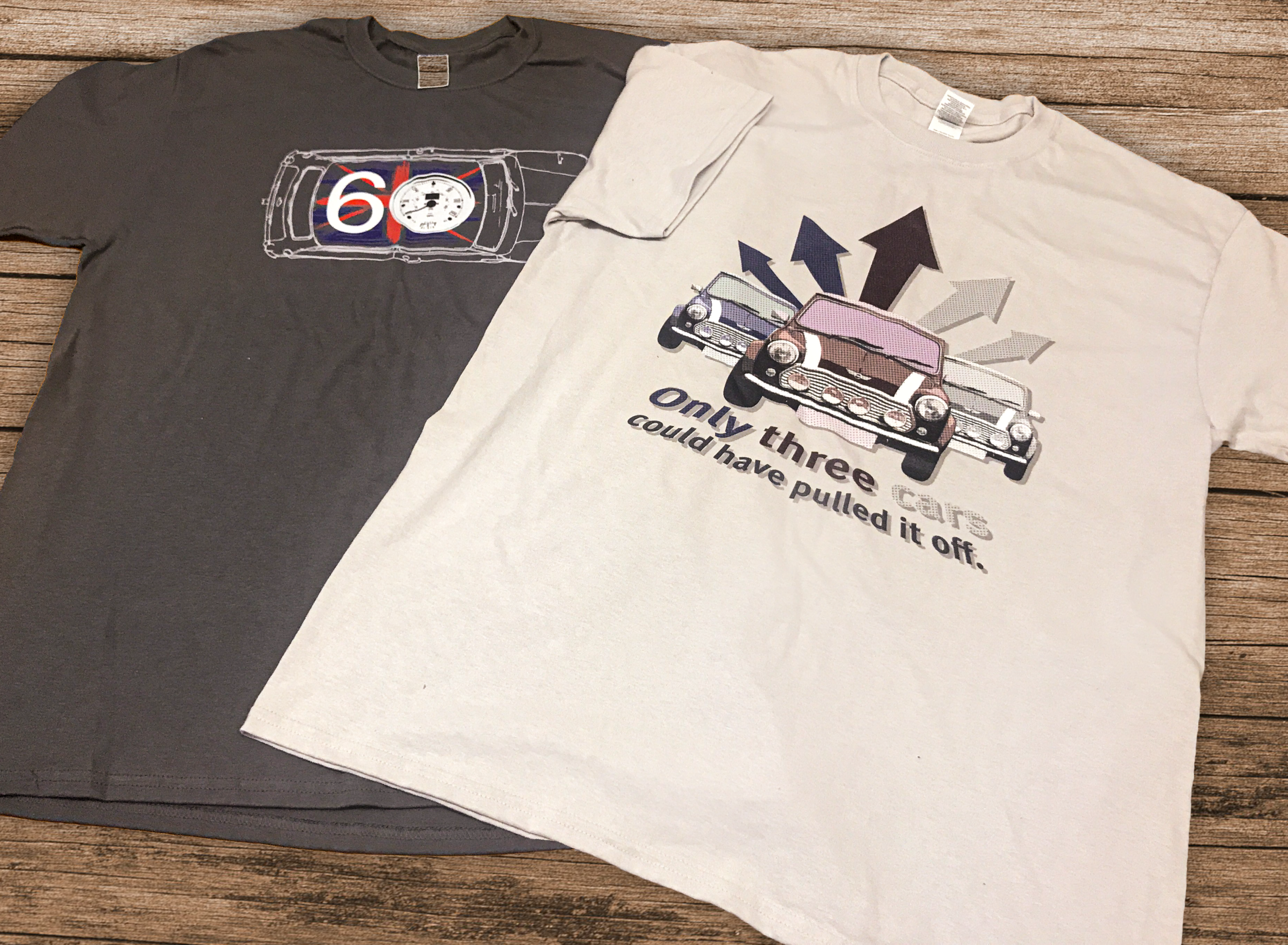 The Cotswold Motoring Museum Mini tshirts