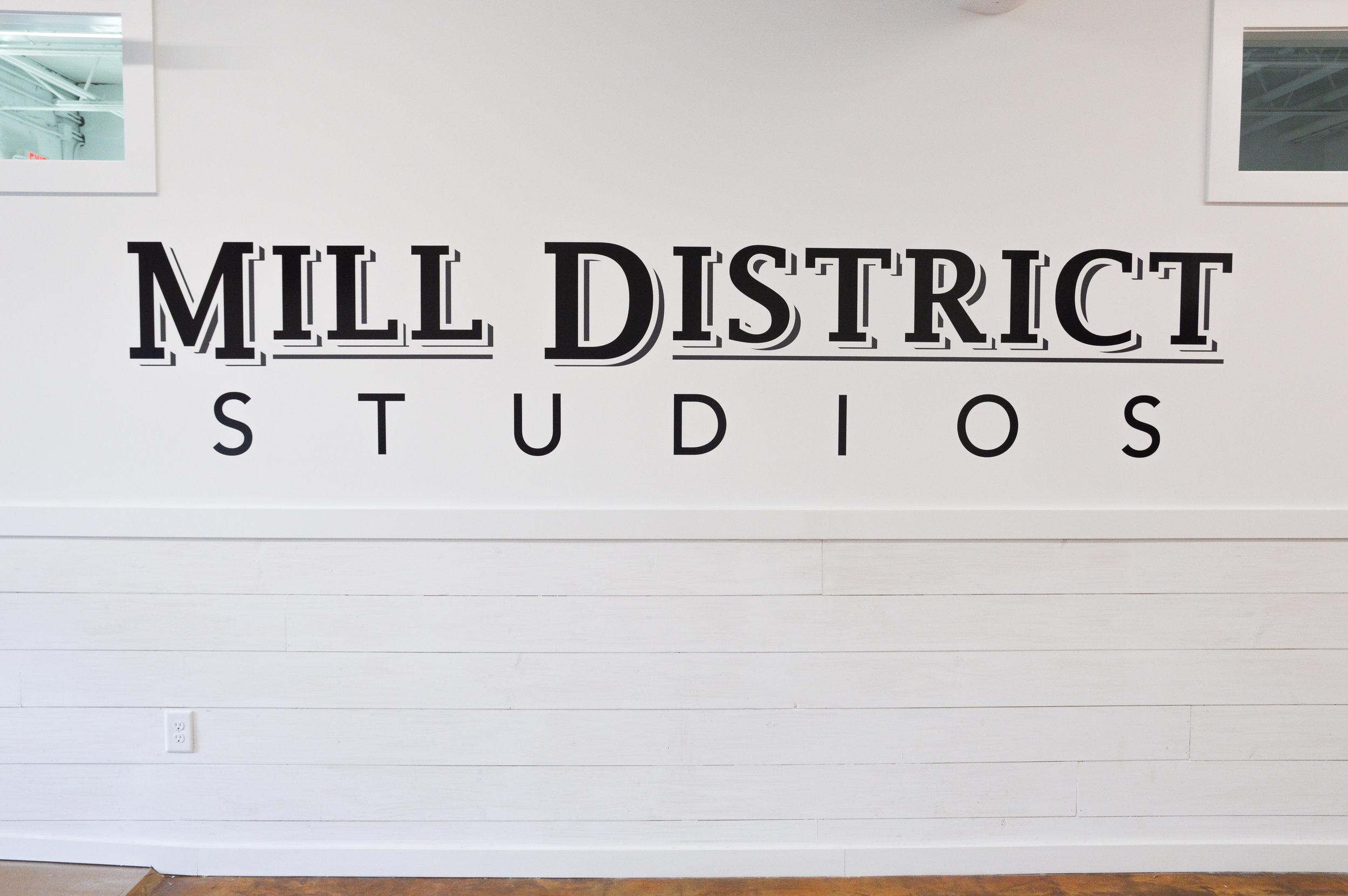 Visit - schedule a studio tour