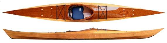 Photos Courtesy of Chesapeake Light Craft - designs/colors are for example only.