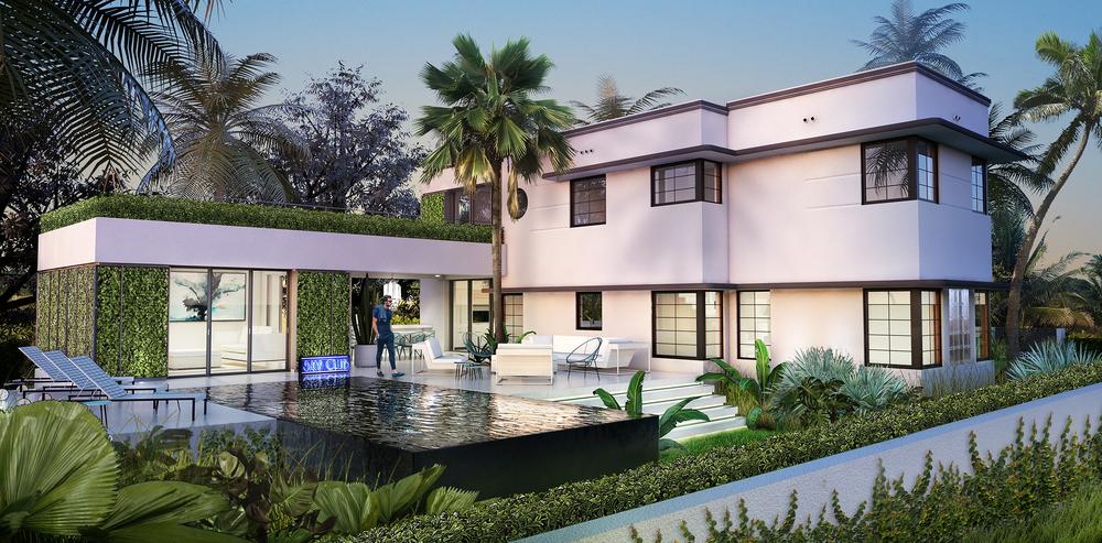 Lenox Avenue Miami Beach