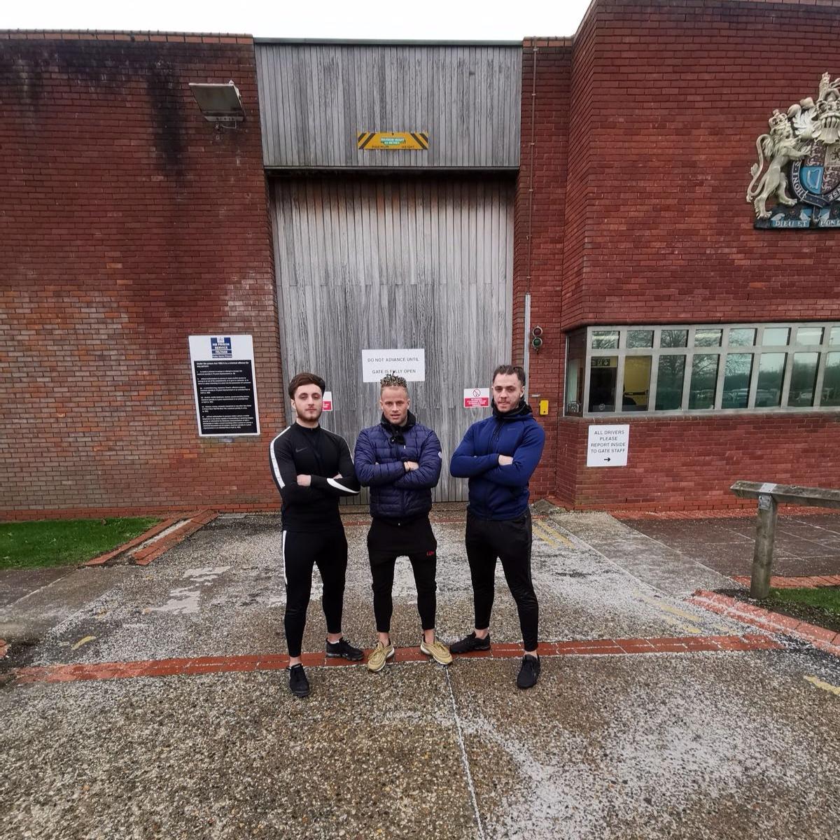 PRO.PT X LONDON MUSCLE PRISON WORKSHOPS -