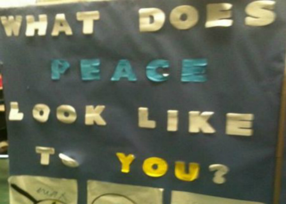 peace b