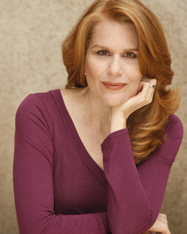 Julia Wade - in Purple