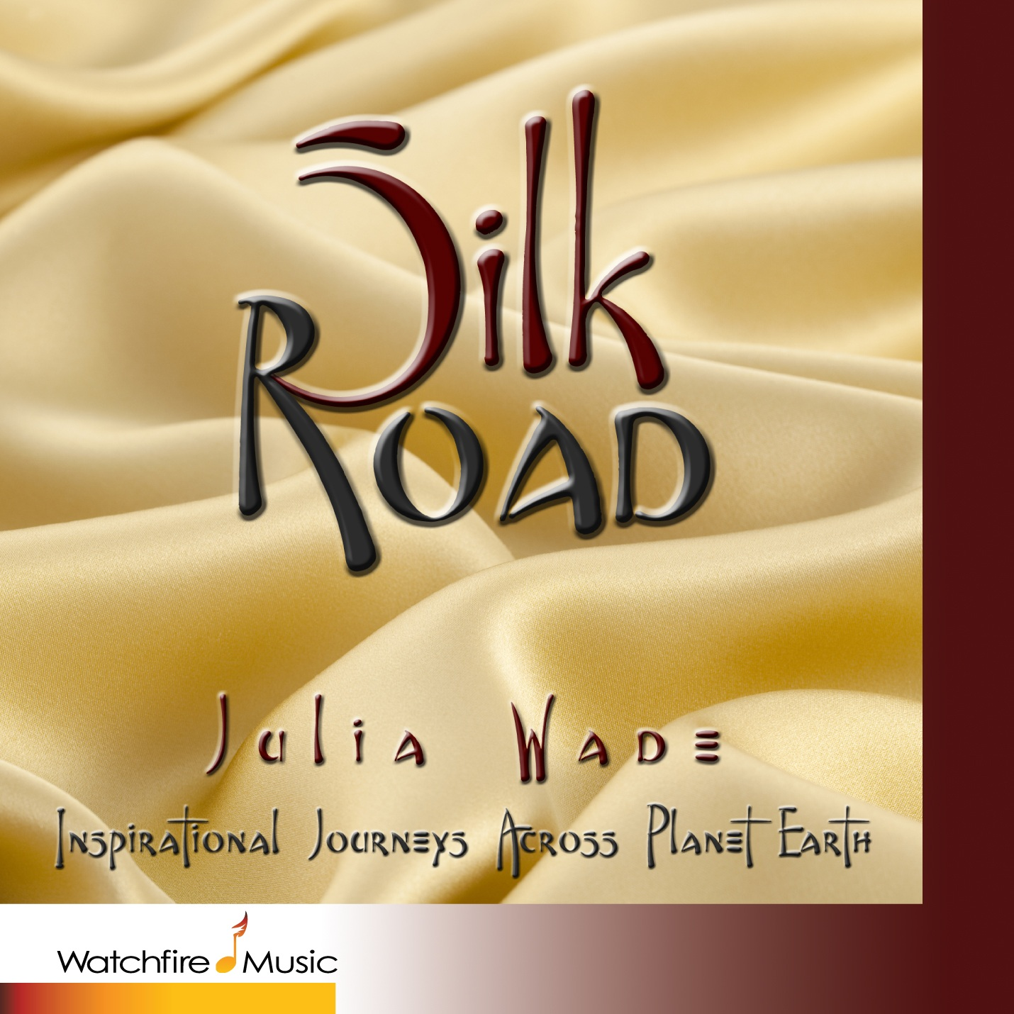Silk Road - Inspirational Journeys Across Planet Earth