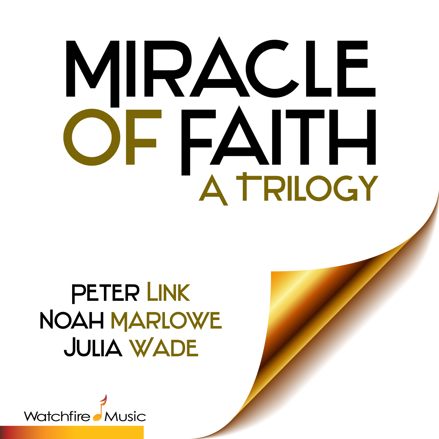 Miracle of Faith - A Trilogy