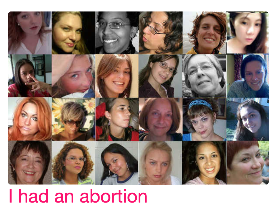 Click to visit Women on Web's Abortion Stories.