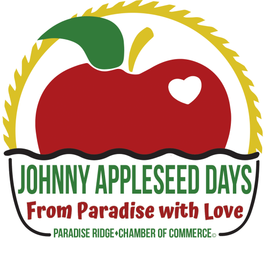 October 5th and 6th, 2019 - Held since 1888, Johnny Appleseed Days is the oldest harvest in California. The 2019 two-day fall festival will celebrate Paradise's apple heritage with apple pie and ice cream. As we await Noble Orchards' next harvest, Paradise residents and members of the Paradise Ridge Chamber of Commerce will gather to prepare Do-it-Yourself apple pie kits.
