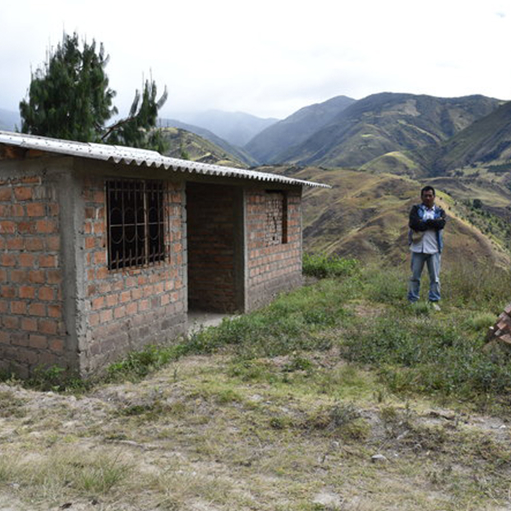 Our Projects - From rebuilding community housing in Colombia to empowering young women in Ethiopia, each of our sourcing relationships is fundamentally tied to a social project that benefits farm workers, their families, and communities.