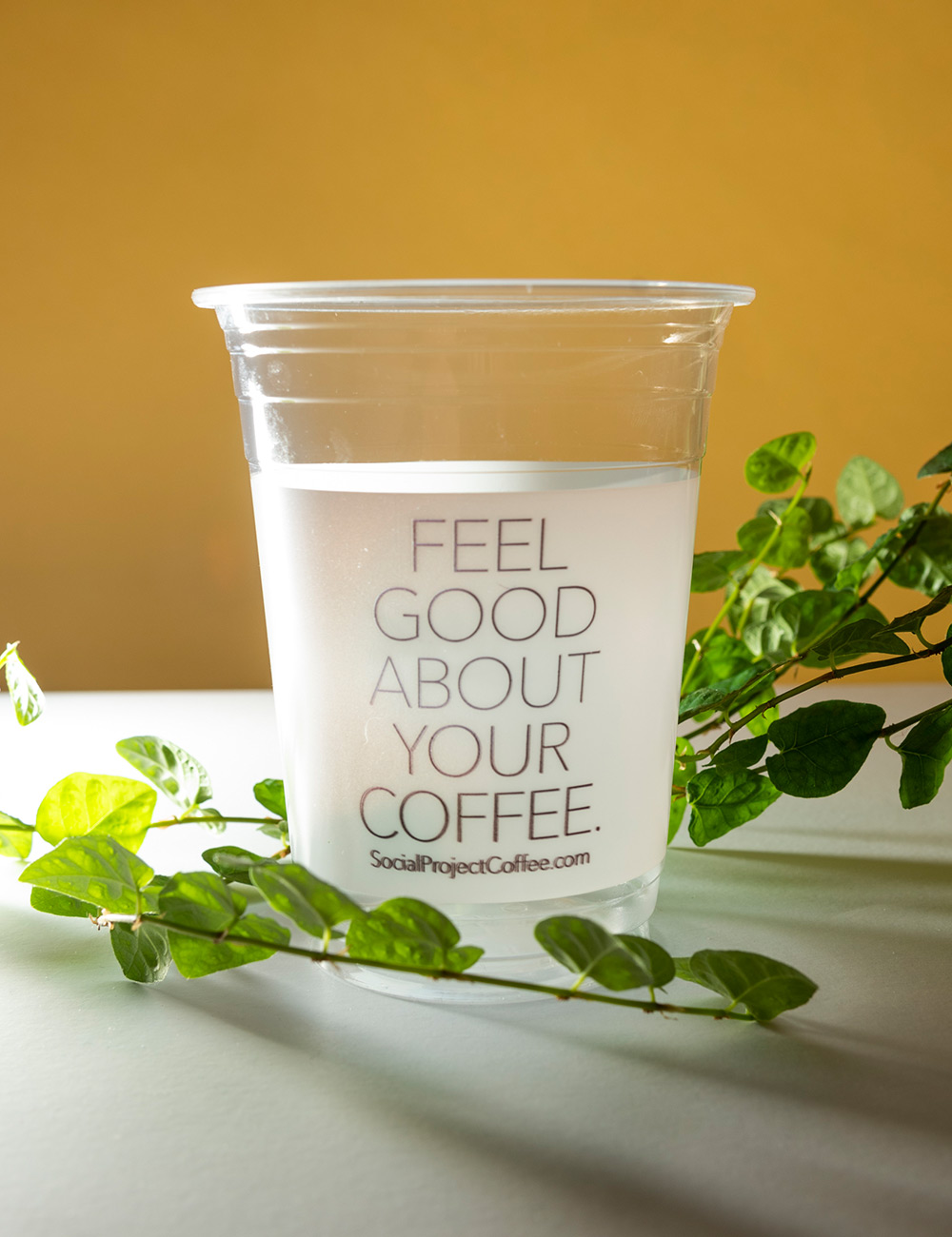 Composting - From large chains to independents, coffee shops across the country produce an enormous amount of waste that ends up in landfills because the products they offer can't be recycled or composted. Unlike the vast majority of coffee shops, Think Coffee only uses disposable paper products that are compostable